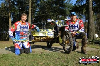 Willemsen/Beunk hebben zin aan het ONK bij MACSEV in Lochem