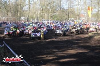 29-02-2016 Racereport ONK Zijspancross MacSev Lochem