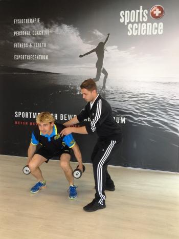 Daniel Willemsen traint voor de wereldtop bij nieuwe sponsor