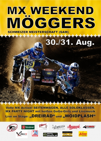Internationale Motocross Möggers (Österreich) 31 August 2014