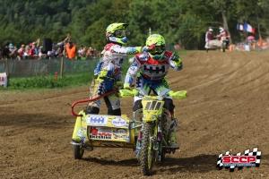 Willemsen/Bax tweede in Grand Prix Zijspancross in Zwitserland