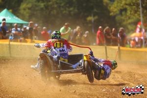 Willemsen/Bax Racereport GP van Zwitserland - Willemsen/Bax laten goede snelheid zien in GP van Zwitserland maar worden geplaagd door slechte starts