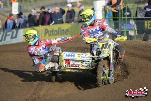 Zijspancombinatie Willemsen/Bax wint Grand Prix van Nederland