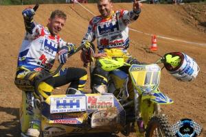 Deutsche ADAX Mx Masters Sidecarcross Aufenau (GER) 2016