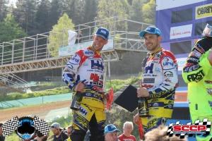 Willemsen/Beunk nieuwe leiders in het wereldkampioenschap zijspancross