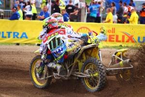 Willemsen/Bax vechten zich naar podiumplaats in GP van Estland